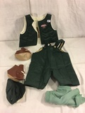 Collector Vintage 1985 Alchemy II World's of Wonder Teddy Ruxpin Adventure Outfits