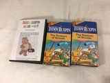 Collector 1998 Alchemy II Yes Teddy Ruxpin The Treasure of Grundo Videocassette & Inside Out DVD