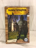 Collector Marx Toys Authentic Reissue Sir Cedric The Black Knight Action Figure Box: 13.5