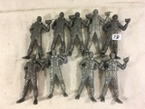 Lot of 9 Pcs Collector Loose Marx 6-7