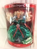 """Collector 1996 Mattel Happy Holidays Barbie Doll Box is loose 14""""x11"""""""