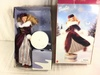 Collector Victorian Ice Skater Barbie Doll Loose in Box