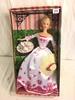 NIB Collector Victorian Tea Barbie Doll