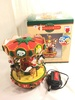 """Collector Peanuts Holiday Go Round Mr. Christmas collectibles Box Size:10'tall by 9"""" Width"""