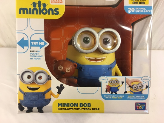 LIQUIDATING COLLECTION OF MINIONS ACTION FIGURES
