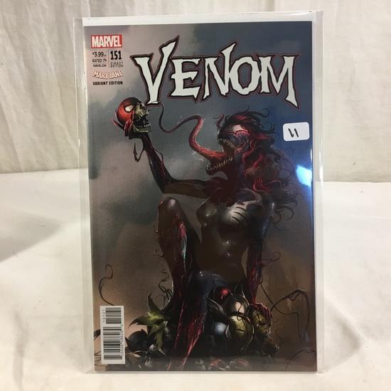 Collector Marvel Comic Book Mary Jane Variant Edition VENOM #151 Edition Comic Book