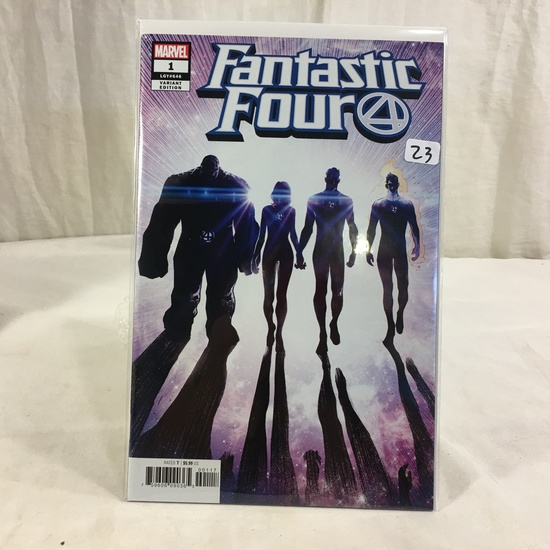 Collector Marvel Comic Book  Fantastic Four #1 LGY#646 Variant Edition Marvel  Comic Book