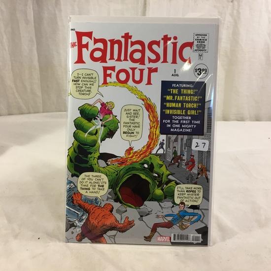 Collector Marvel Comic Book Fantastic Four #1 Marvel Comic Book