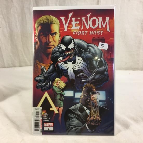 Collector Marvel Comic Book Venom First Host #1 Marvel Comic Book