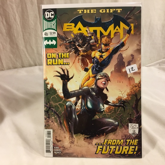 Collector DC, Comics The Gift Universe Batman #46 On The Run  Comic Book