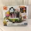 """NIB Collector Illuminations Ent. Despicable Me Mega Bloks Ice Scream Truck 286 Pcs. 11.5x14"""""""