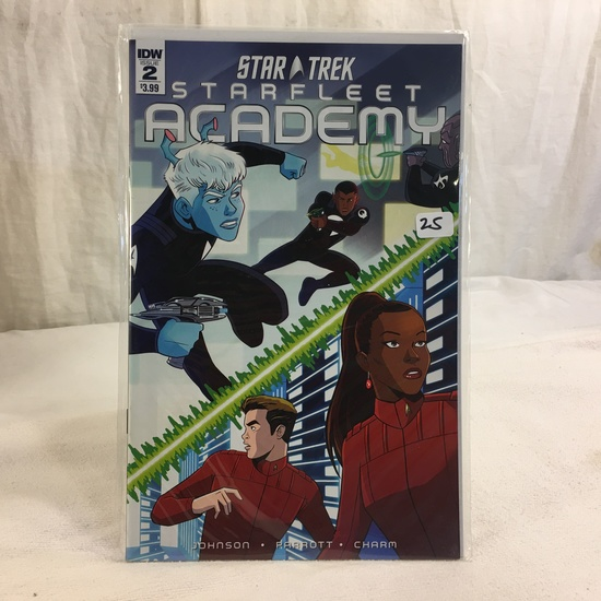 Collector IDW Comics Star Trek Starfleet Academy Issue #2 Comic Book