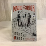 Collector Image Comics Magic The Order Issue #1 Comic Book