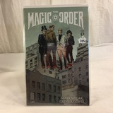 Collector Image Comics Magic The Order Issue Mark Millar Olivier Coipel #1 Comic Book