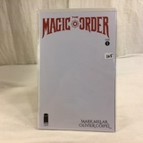 Collector Image Comics Magic The Order issue #1 mark Millar Olivier Coipel Comic Book