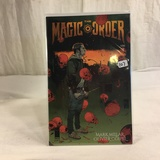 Collector Image Comics Magic The Order issue #4 mark Millar Olivier Coipel Comic Book