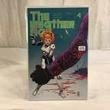 Co0llector Image Comics The Weather Man #4 Comic Book