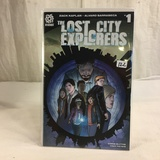 Collector Aftershock Comics The Lost City Explorers #1 Comic Book