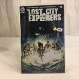 Collector Aftershock Comics The Lost City Explorers #4 Comic Book