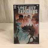 Collector Aftershock Comics The Lost City Explorers #5 Comic Book