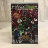 Collector IDW DC, Comics Star Trek Green Lantern The Spectrum War #1 Of 6 Cover A 2015