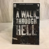 Collector Aftershock Comics A Walk Through Hell Comic Book #1