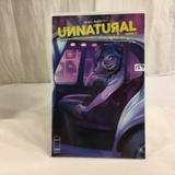 Collector Image Comics Mirka Andolfo's Unnatural Issue #3 Comic Book