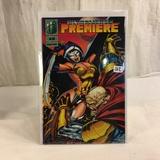 Collector Malibu Comics Ultraverse Premiere #0 Comic Book