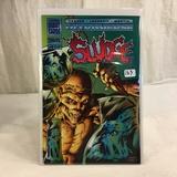 Collector Malibu Comics Ultraverse Debut Cards Sludge #5 Comic Book