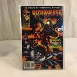 Collector Malibu Comics Ultraverse Unlimited #1 Warlocks' Final Battle in the Ultraverse