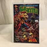 Collector Malibu Comics Ultraverse Wrath #9 Comic Book