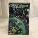 Collector IDW DC, Comics Star Trek Green Lantern The Spectrum War #5 Of 6 Cover A 2019