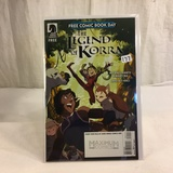 Collector Drak Horse Comics Free Comic Book Day The Legends Of Korra Comic Book