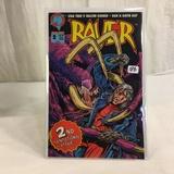 Collector Malibu Comics Raver Comic Book No.2