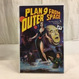Collector Plan 9 Outer From Space the Worst Movie Of All Time Comic Book