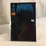Collector Black September Mantra Infinity Comic Book
