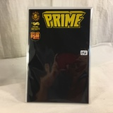 Collector Black September Prime Infinity Comic Book