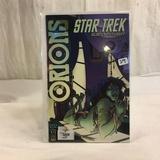 Collector IDW Comics Cover A Star Trek Alien Spotlight Orions