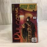Collector IDW Comics Cover -A Star Trek Alien Spotlight The Vulcans Comic Book