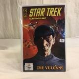 Collector IDW Comics Cover-B Star Trek Alien Spotlight The Vulcans Comic Book