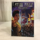 Collector IDW Comics Star Trek Discovery Succession Issue #1 Cover -A Comic Book