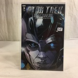 Collector IDW Comics Star Trek Discovery Succession Issue #3 Cover -A Comic Book