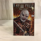 Collector IDW Comics Star Trek Discovery The Light Of Kahless Issue #2 Cover -A Comic Book
