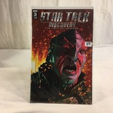Collector IDW Comics Star Trek Discovery The Light Of Kahless Issue #3 Cover -A Comic Book