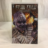 Collector IDW Comics Star Trek Discovery The Light Of Kahless Issue #4 Cover -A Comic Book