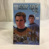 Collector IDW Comics Star Trek 5 Years Mission #48 Part 2 Of 2 Comic Book