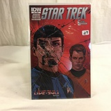 Collector IDW Comics Star Trek 5 Year Mission Live #51 Part 2 of 3 Comic Book