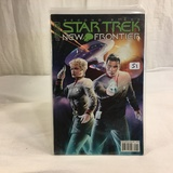 Collector IDW Comics Second Stage Star Trek New Frontier Issue #1 Cover-A Comic Book
