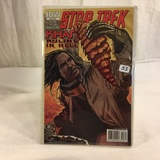 Collector IDW Comics Star Trek Khan Ruline In Hell #3 Comic Book