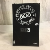 Collector Image Comics Fifteen Years The Walking dead 2003-2018 Issue #27 Skybound Comic
